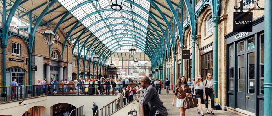 Covent Garden & Soho Tour