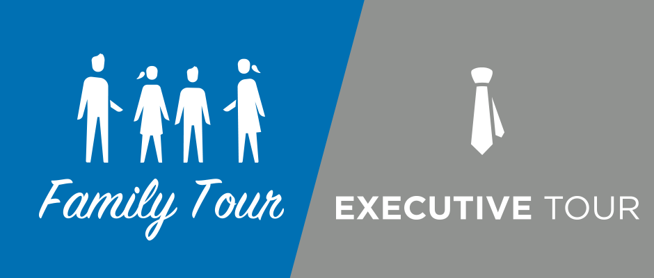 Family and Executive Tours